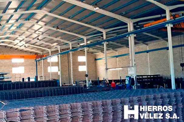 Nuestras instalaciones de almacenaje y distribución